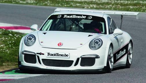 trackday race auto verhuur zelf rijden op circuit spa francorchamps zolder nurburgring zandvoort