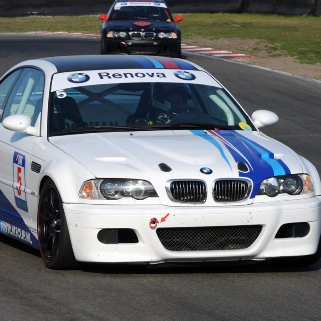 BMW M3 E46 Track Car Hire Circuit Spa Francorchamps