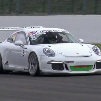Porsche GT3 Cup race auto verhuur circuit spa francorchamps zolder nurburgring zandvoort