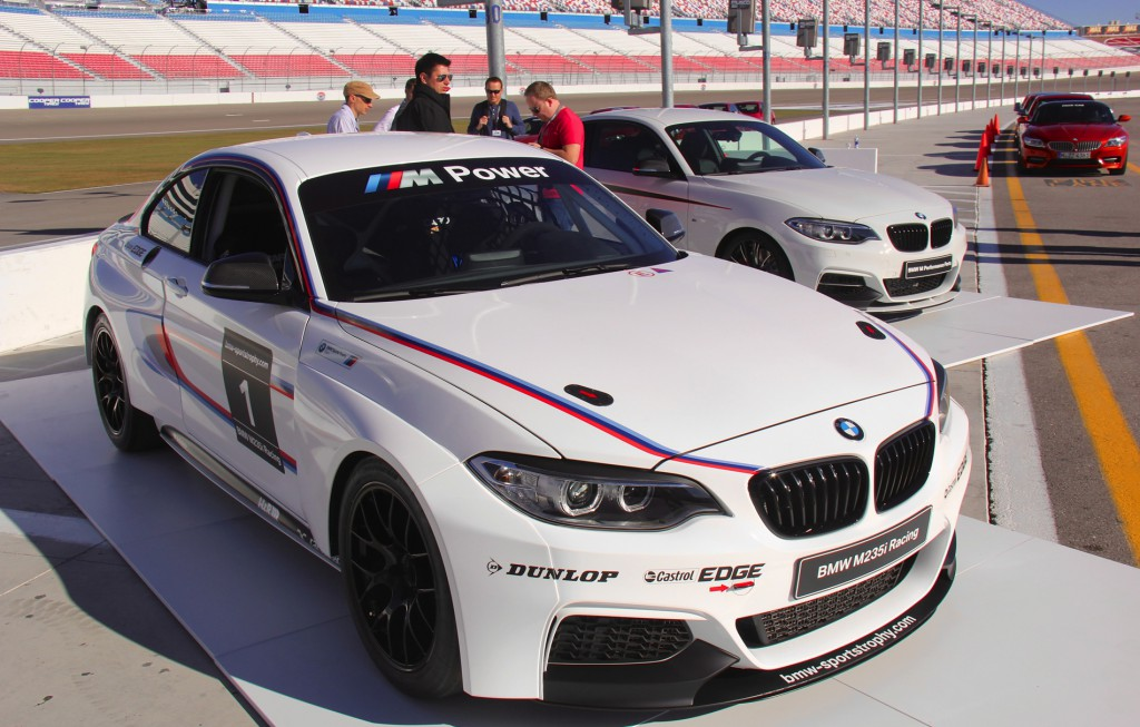BMW Mi Racing Hire For Races And Trackdays Spa Francorchamps - Bmw 235 price