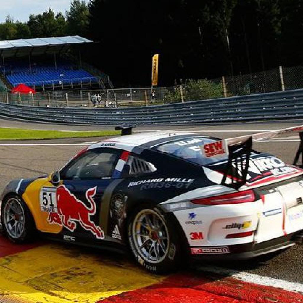 Location Porsche Gt3 Cup 991 Spa Francorchamps Trackdays