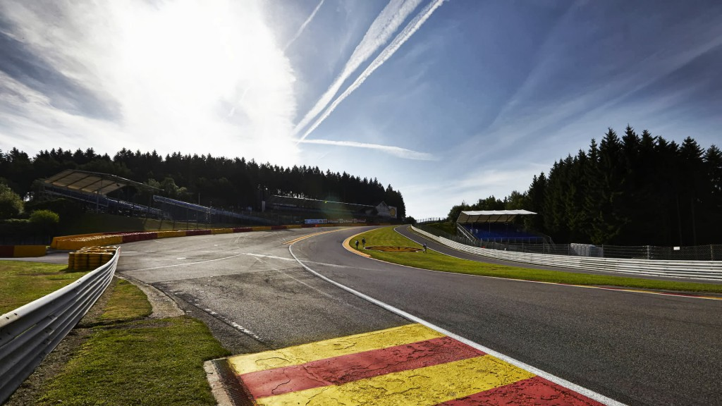 Spa Francorchamps Driver Training