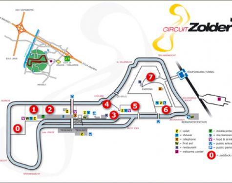 Trackday Zolder @ Circuit Zolder | Heusden-Zolder | Vlaanderen | België