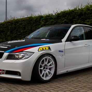 bmw e90 325i trackday auto huren zelf rijden circuit zolder spa francorchamps nurburgring